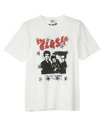 THE CLASH/I'M SO BOARD W THE USA pt Tシャツ