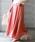 HER CLOSET(ハークローゼット)の「【HERCLOSET】フレアマキシスカート(スカート)」|テラコッタ