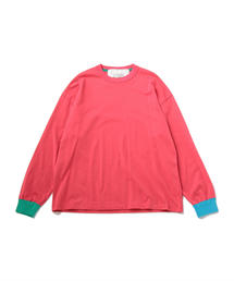 UNITED ARROWS & SONS(ユナイテッドアローズ&サンズ)COLOR CUFF T-SHIRT