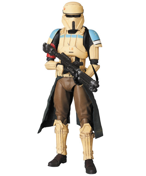 MAFEX SHORETROOPER『Rogue One: A Star Wars Story』
