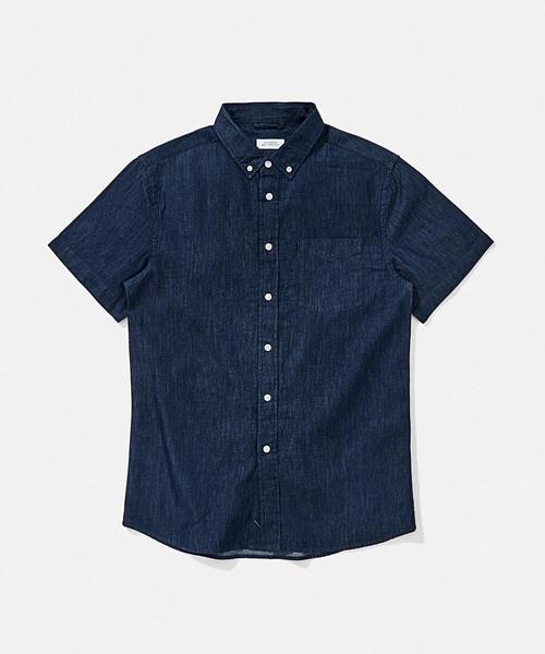 Esquina Denim Short Sleeve Shirt