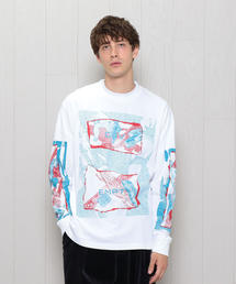 <C.E>YOUR BUSINESS LONG SLEEVE T-SHIRT/Tシャツ.