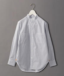 <6(ROKU)>STRIPE SHIRT/シャツ