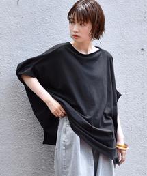 RETRO GIRLチャリティTシャツ/2WAYドルマントップスブラック