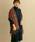 URBAN RESEARCH Sonny Label(アーバンリサーチサニーレーベル)の「圧縮ニットタートルネックワンピース(ワンピース)」|ネイビー