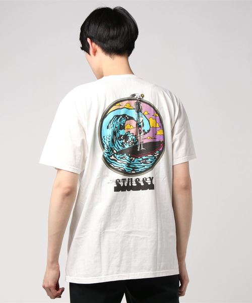 Dead Surf Pigment Dyed Tee