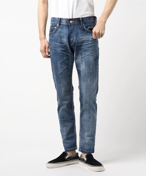新品本物 HIGH STREET∴全面ブラストデニム9分丈(パンツ) HIGH|HIGH STREET(ハイストリート)のファッション通販, 帽子の通販専門店 - Bebro -:c823e872 --- steuergraefe.de