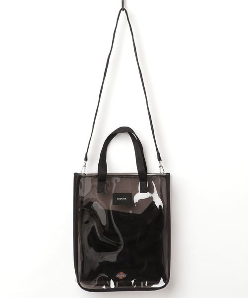 fde365202f44 Dickies(ディッキーズ)のDICKIES PVC 3WAY TOTE&SHOULDER POUCH(トートバッグ)