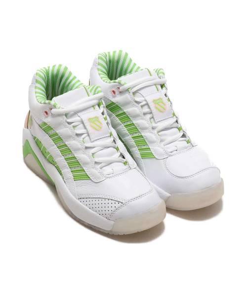 格安販売の K-SWISS W SI-DEFIER LUX W (WHITE ピンク,K-SWISS/GREENY/ROSE QUARTZ)(スニーカー) (WHITE/GREENY/ROSE|K-SWISS(ケースイス)のファッション通販, t-joy:ae84df2b --- kindergarten-meggen.de