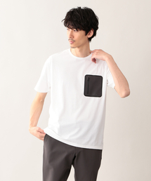 MACKINTOSH PHILOSOPHY(マッキントッシュ フィロソフィー)の【britec】BR706 ポケTシャツ(Tシャツ/カットソー)
