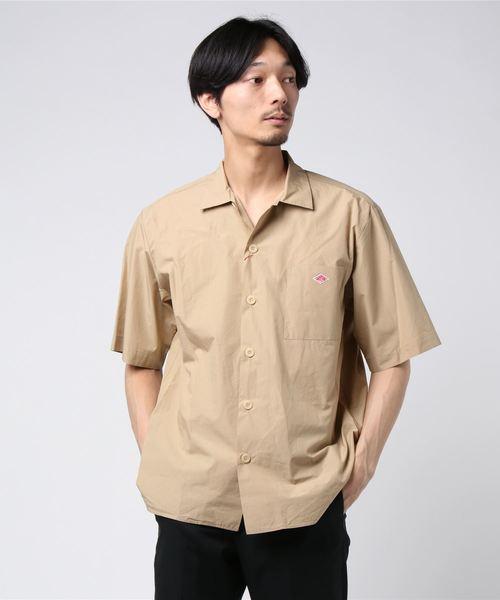 ダントン DANTON / オープンカラーシャツ