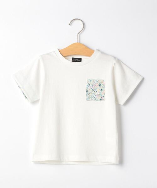 【キッズ】GIRLSポケットTシャツ