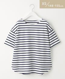 [ XS / H148-155cm ] ★★SC ボートネック 5分袖 カットソー