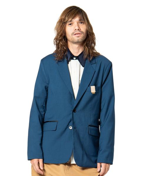 激安 Common reversible JKT JKT/ コモンリバーシブルジャケット(テーラードジャケット) reversible glamb(グラム)のファッション通販, DABADAストア:3271645a --- blog.buypower.ng