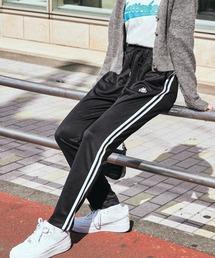 【BASQUE -enthusiastic design-】Kappa/カッパ 別注 サイドラインパンツブラック系その他