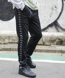 【BASQUE -enthusiastic design-】Kappa/カッパ 別注 サイドラインパンツブラック系その他2