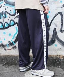 【BASQUE -enthusiastic design-】Kappa/カッパ 別注 サイドラインパンツブルー系その他3