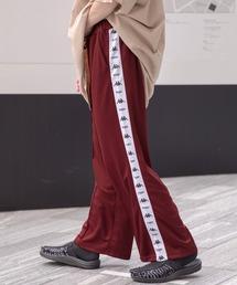 【BASQUE -enthusiastic design-】Kappa/カッパ 別注 サイドラインパンツレッド系その他3