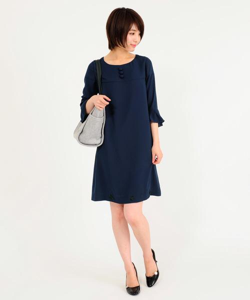 人気の ヘムデイジーAライン MARY ワンピース(ワンピース)|MARY QUANT QUANT(マリークヮント)のファッション通販, ヘキチョウ:9fe62a1d --- rise-of-the-knights.de