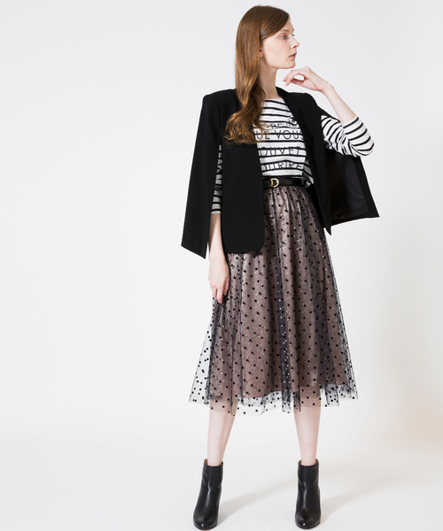 超安い品質 フロッキーグリッタードットギャザースカート(スカート)|Loulou Willoughby(ルルウィルビー)のファッション通販, 洋服小物 なでしこ:2040b88f --- wm2018-infos.de