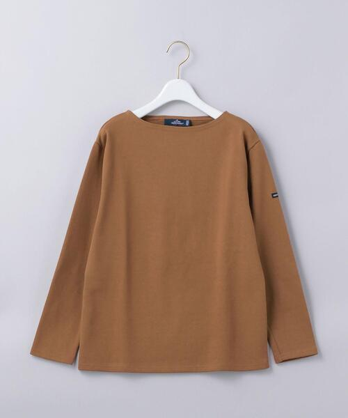 <SAINT JAMES>OUESSANT SOLID PULLOVER/カットソー Ψ