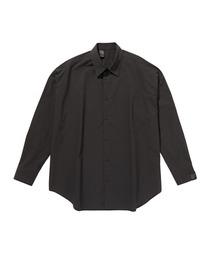 DRESS SHIRTブラック