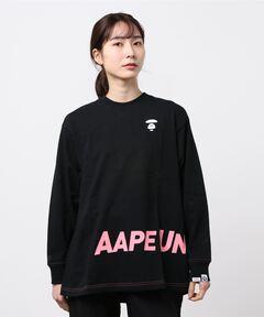 AAPE LONG TEE