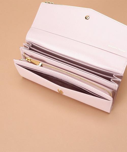 Samantha Thavasa(サマンサタバサ)の「ストーンバー 長財布【3年保証対象】(財布)」|詳細画像