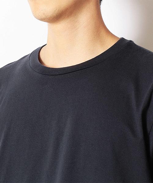 上下段染め 半袖Tシャツ
