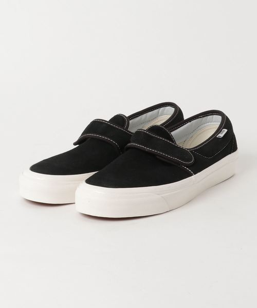 VANS スニーカー スリップオン UA SLIP-ON 47 V DX VN0A3MVAUL1