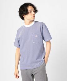 Danton(ダントン)の【DANTON/ダントン】ポケット付Tシャツ JD-9041(Tシャツ/カットソー)