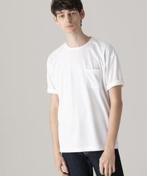 MACKINTOSH PHILOSOPHY(マッキントッシュ フィロソフィー)の【WEB限定】ビッグボディポケTシャツ(Tシャツ/カットソー)