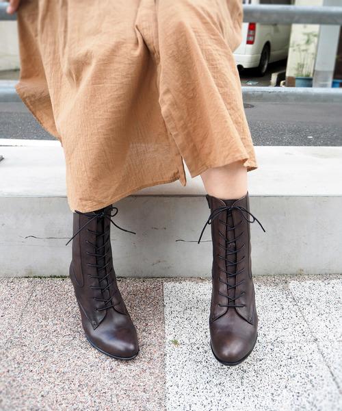 超人気高品質 〈apres(アプレ)〉レースアップブーツ(ブーツ)|apres(アプレ)のファッション通販, ワイン屋 大元:4210b780 --- 5613dcaibao.eu.org