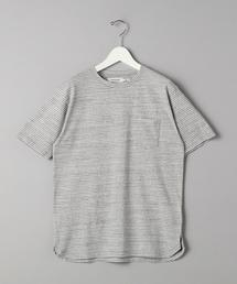 <nonnative(ノンネイティブ)> DW BORDER/Tシャツ □□