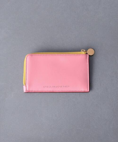 <STELLA McCARTNEY(ステラ マッカートニー)>TRICO FRAGMENT カードケース ■■■