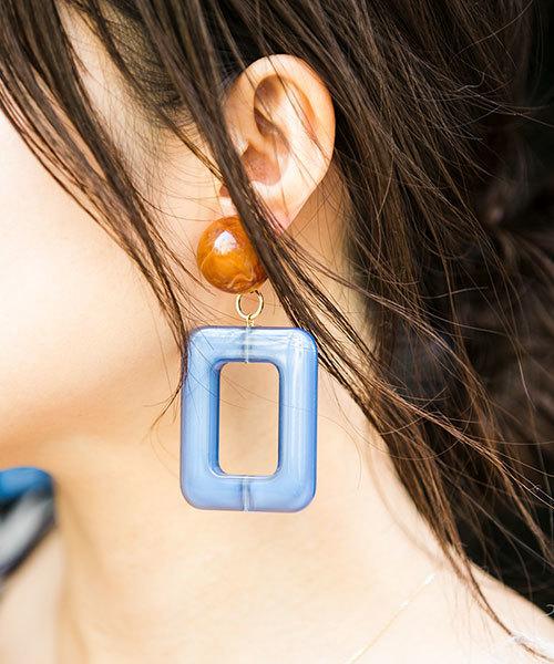 HHA-HA(ハーハ)の「【WEB限定】 HHA-HA/ear accessories�F(イヤリング(両耳用))」|その他3