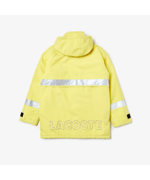 LACOSTE L!VE(ラコステライブ)の「『LACOSTE L!VE』中綿レスキュージャケット(ダウンジャケット/コート)」 詳細画像