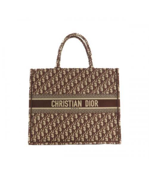 大割引 【ブランド古着 Christian】DIOR BOOK BOOK TOTE(ハンドバッグ)|Christian Dior(クリスチャンディオール)のファッション通販 - USED, CHEROKEE:174c13a3 --- dpu.kalbarprov.go.id