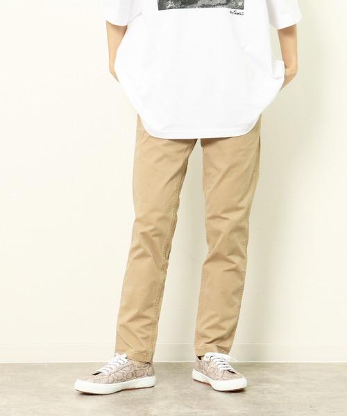 【 GRAMICCI / グラミチ 】#WOMENS TAPERED PANTS ウィメンズ テーパード パンツ 0157-FDJ