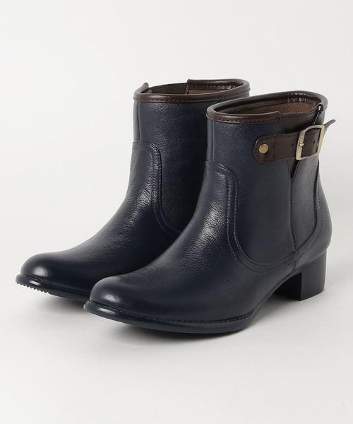【人気急上昇】 【On Bleue】完全防水・レイン対応ベルトデザインショートブーツ/106860(ブーツ)|On Bleue,オン On Bleue(オンブルー)のファッション通販, e-たからもの:59a39c80 --- arguciaweb.com