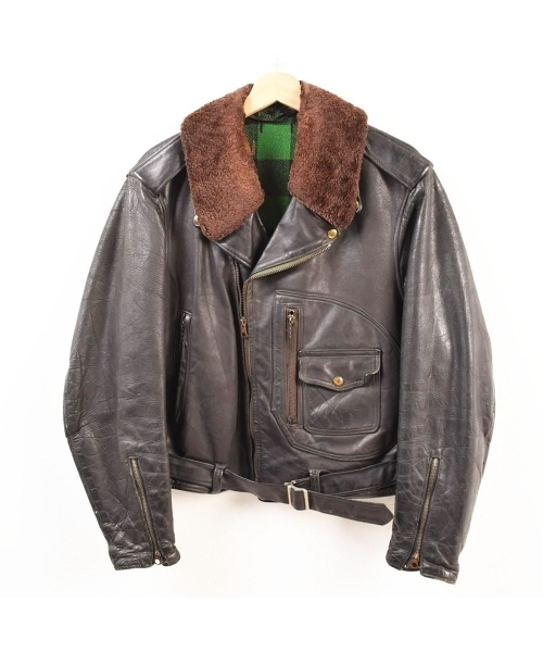驚きの値段で 【ブランド古着】ダブルライダースジャケット(ライダースジャケット)|HERCULES(ヘラクレス)のファッション通販 - USED, ミナミアイキムラ:b2b77b72 --- innorec.de