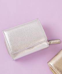 WEGO(ウィゴー)のWEGO/9ポケット三つ折りミニウォレット(財布)