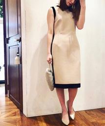 131e7171b5039 Loungedress(ラウンジドレス)の「 PEELSLOWLY リバーシブルドレス(ワンピース)」
