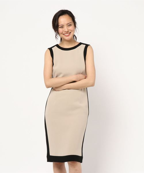 【PEELSLOWLY】リバーシブルドレス