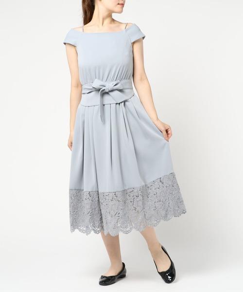 超爆安 【セール】オフショルダーロングドレス(9R04-ZO61613)(ドレス)|Rewde(ルゥデ)のファッション通販, きもの紫竹:e432151b --- gardareview.ie