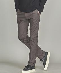 BEAUTY&YOUTH UNITED ARROWS(ビューティアンドユースユナイテッドアローズ)のBY ドビーカルゼ スリムパンツ(パンツ)
