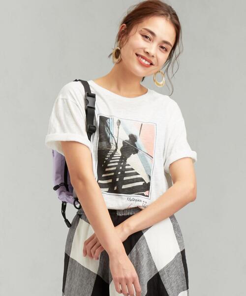 [別注 グッドロックスピード] SC Good Rock Speed × GLR GODLIS ショート スリーブ Tシャツ