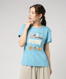 PUMA(プーマ)の「PUMA XTYAKASHA TEE (WOMEN)(Tシャツ/カットソー)」