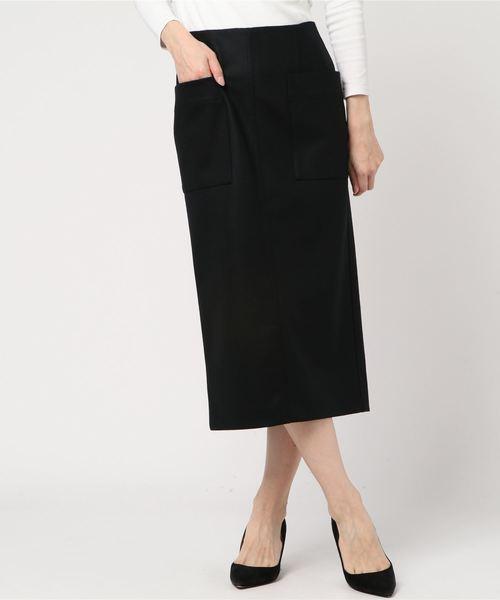 最安値挑戦! カラーメルトンタイトスカート(スカート)|allureville(アルアバイル)のファッション通販, 鍵の森の館:53b2e9ca --- skoda-tmn.ru