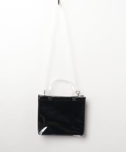 Euphorich Rose PVC Bag